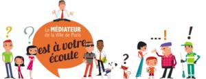 médiateur ville de Paris Médidiat'aide